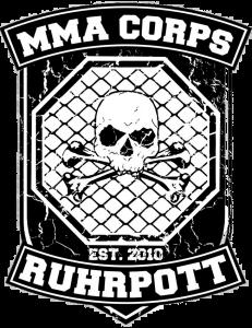MMA Corps Ruhrpott Logo, Bottrop